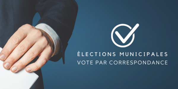 Candidatures élections du 7 novembre 2021