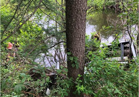Suivi du dossier des déchets aux abords de la rivière aux Cerises